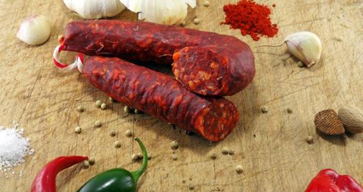 chorizo-deguster